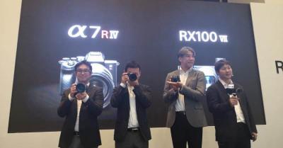Sony Rilis Alpha 7R IV dan RX100 VII di Event Alpha Festival 2019