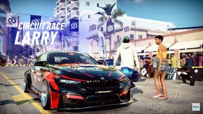 Jajaran Lini Model BMW Tampil di Gim NFS Heat