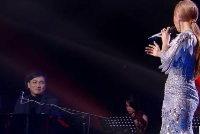 Sukses Kolaborasi Perdana, Yovie Widianto Sebut Inul Daratista sebagai Diva
