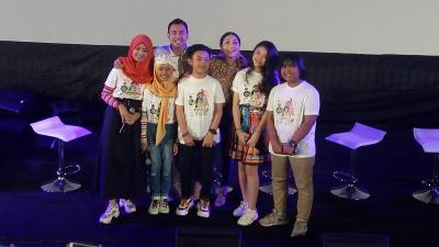 Finalis Indonesian Idol Junior Gelar Konser Bertajuk Mimpiku Jadi Nyata
