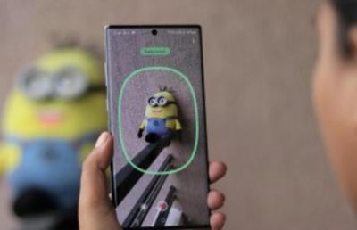 Samsung Rilis Aplikasi 3D Scanner untuk Galaxy Note 10 Plus