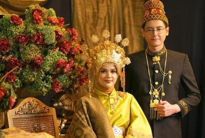 Surat Ar Rahman, Hadiah Pernikahan Roger Danuarta untuk Cut Meyriska