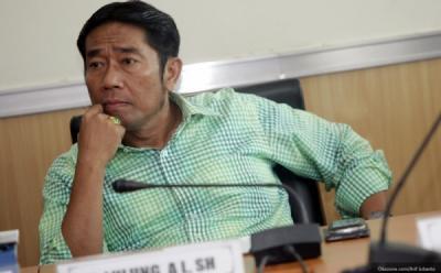 Haji Lulung Ingin Duduk di Komisi III