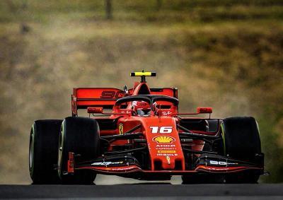 Ferrari Puas Lihat Perkembangan Leclerc di F1 2019