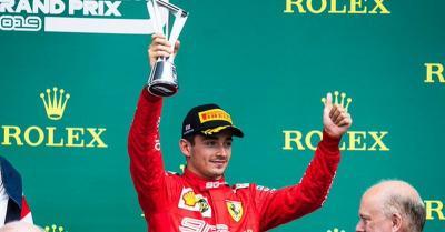 Binotto: Leclerc Telah Jadi Pilar Penting di Ferrari