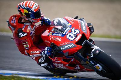 Dovizioso Siap Berjuang untuk Podium di MotoGP Inggris 2019