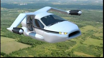 Indonesia Kembangkan Kendaraan Listrik, Malaysia Sudah Bikin Mobil Terbang