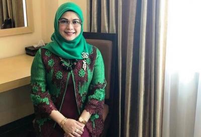 "Tolak Konfrontasi Jadi ""Strategi"" Putri KH Ma'ruf Amin Maju Pilkada Tangsel"