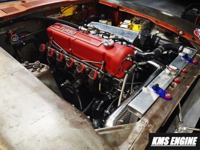 Modifikasi Datsun 240Z, Tenaga Mesinnya Capai 409 Hp
