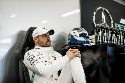 Kalah Saing di Monza, Bottas Akui Ketangguhan Leclerc