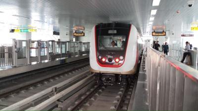 Menhub Akan Bangun LRT di Ibu Kota Baru