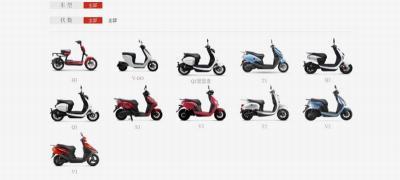 Trend Kendaraan Listrik, Honda Impor 11 Sepeda Motor Listrik dari Tiongkok