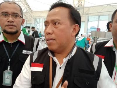 Layanan Eyab untuk Jamaah Haji Berakhir Hari Ini