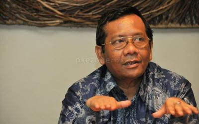 3 Pimpinan KPK Kembalikan Mandat, Mahfud MD : Saatnya Jokowi Undang Mereka Diskusi