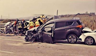 Daftar Nama-Nama Korban Kecelakaan di Tol Jagorawi