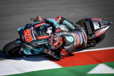Quartararo Akui Buat Keputusan Salah di Kualifikasi MotoGP San Marino 2019