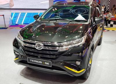 Kontribusi Positif Terios, Daihatsu Catat Kenaikan Penjualan pada Agustus 2019