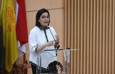 Neraca Perdagangan Agustus Surplus Tipis, Ini Jawaban Sri Mulyani