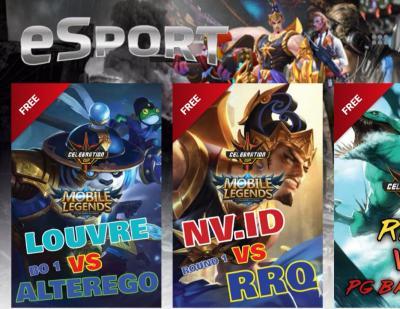 MNC Now Hadirkan Tayangan untuk Pecinta eSports