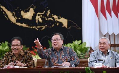 Soal Investasi, Kepala Bappenas: Yang Senang Hanya Pulau Jawa