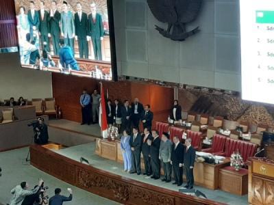 Komisi III : Pimpinan KPK Terpilih Jangan Kembalikan Mandat di Tengah Jalan