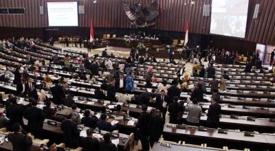 DPR-Pemerintah Pilih Bahas Revisi UU KPK Malam Hari
