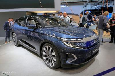 "Miliki Monitor ""Segede Gaban"", SUV Bikinan Tiongkok Curi Perhatian di FMS 2019"