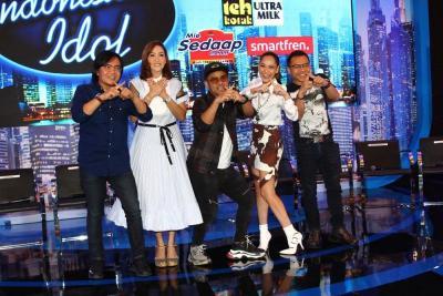 Anang Hermansyah Kembali Hadir di Indonesian Idol X