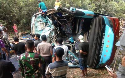 Viral Jeritan Korban Tabrakan Maut di Sumatera Bikin Merinding