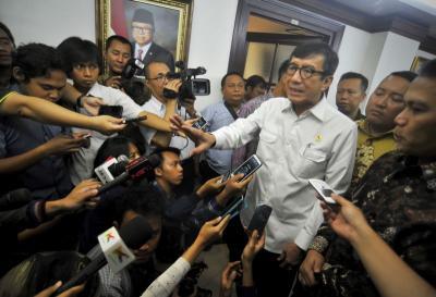 Menkumham: Penyadapan KPK Harus Sesuai Izin agar Tak Abuse of Power