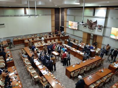 DPR & Pemerintah Sepakat Revisi UU Pemasyarakatan Dibawa ke Paripurna
