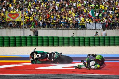 Gagal Finis di Misano, Crutchlow Siap Tebus di MotoGP Aragon 2019
