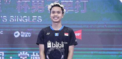 5 Wakil Tunggal Putra Terakhir Indonesia yang Juara China Open