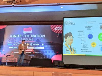 Ridwan Kamil Ajak Startup Digital Selesaikan Ketimpangan Antara Desa dan Kota