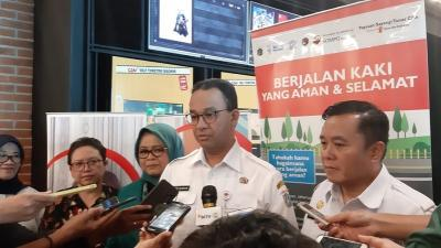 Ditolak Pemprov Riau, Anies: Kami Kirim Bantuan Karhutla ke Pemerintah Pusat