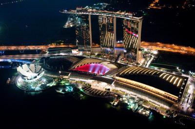 Serangkaian Acara Menarik di F1 Grand Prix Season Singapore 2019