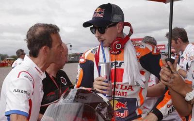 Manajer Honda Apresiasi Kemajuan Lorenzo di Misano