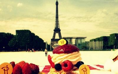 7 Tempat Asik untuk Menyantap Kuliner Halal sembari Menikmati Kota Paris