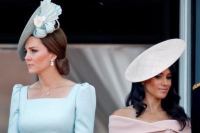 Alasan Kate Middleton dan Meghan Markle Tak Bisa Jadi Sahabat Baik