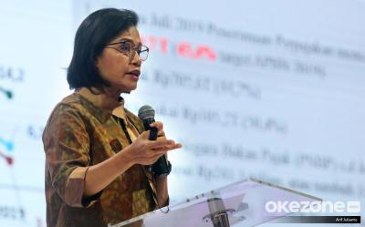 The Fed Turunkan Suku Bunga, Sri Mulyani Sebut RI Enggak Harus Ikut-Ikutan