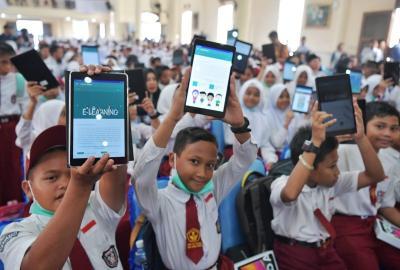 Kemendikbud Luncurkan Program Digitalisasi Sekolah