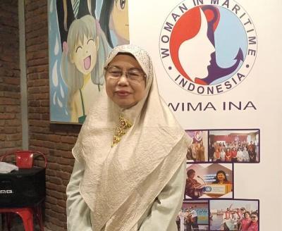 Kisah Kapten Kartini, Sulitnya Pelaut Wanita Diterima di Perusahaan Pelayaran