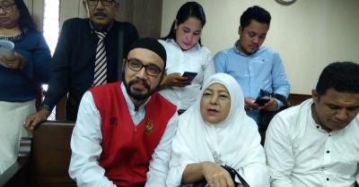 Kapok di Penjara, Shandy Tumiwa Ingin Berangkatkan Ibunda ke Makkah