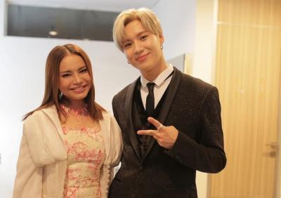 Jadi Youtuber, Rossa Ceritakan Pengalaman Ngevlog Bareng Taemin SHINee