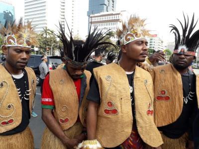 Mahasiswa Asal Papua Serukan Jangan Ada Eksodus Akibat Hoaks di Medsos