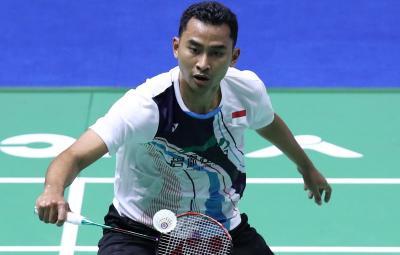 Gagal Atasi Kento Momota, Tommy Tersingkir dari China Open 2019