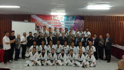 Thamrin Marzuki Buka Diklat dan PWN serta UKT High DAN 2019