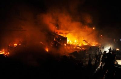 Kebakaran Pesantren Alquran Menewaskan 26 Santri, Dua Presiden Ucapkan Pesan Belasungkawa