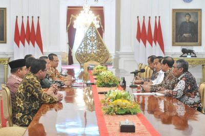 Janji Presiden Jokowi soal Rekomendasi BPK