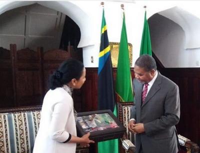 Bertemu dengan Presiden Zanzibar, Ini yang Menteri BUMN Tawarkan